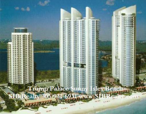 Trump Palace Sunny Isles Beach 1112