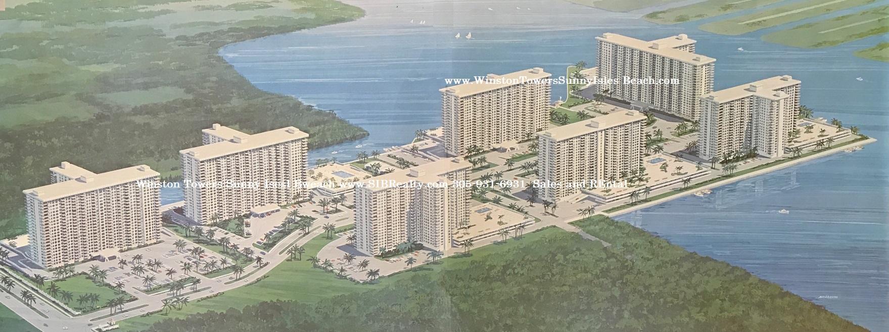 Winston Towers Sunny Isles Beach SIB Realty 305-931-6931